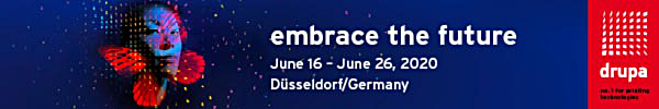drupa 2020 - Embrace the future