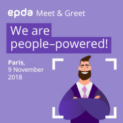 epda Meet & Greet - Paris 2018