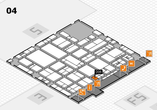 drupa 2016 hall map (Hall 4): stand D06