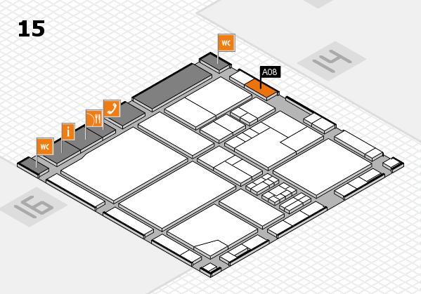 drupa 2016 hall map (Hall 15): stand A08