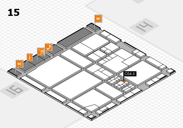 drupa 2016 hall map (Hall 15): stand C54-3