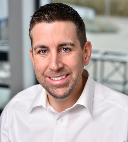 Area Sales Manager Carsten Reinhard