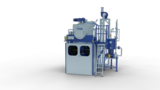 Distillation unit type ROTOmaX