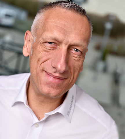 Geschäftsführer Michael Schneiß