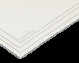 White Cardboard Sheet - Product Image