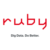 RUBY Logo with slogan 480x480px