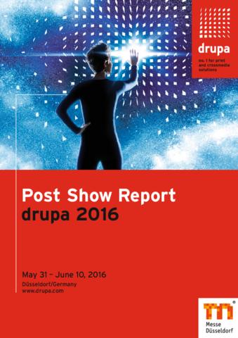 drupa 2016 post show report