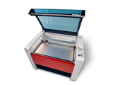 Speedy 400 Laser Engraver with CO2 cover and Vacuum Table