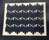 SBU Bogenausnutzung horizontal 5060 (Medium)