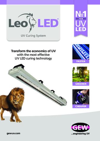 LeoLED Standard Brochure EN