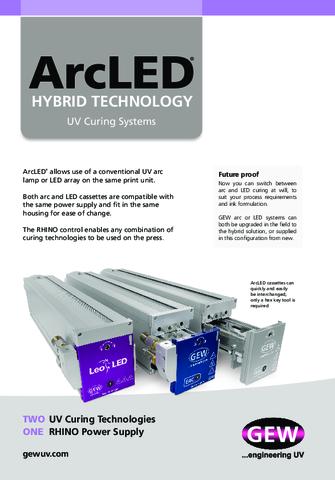 ArcLED Brochure EN