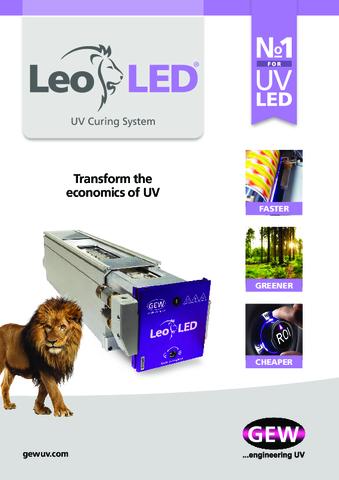 LeoLED Cassette Brochure EN