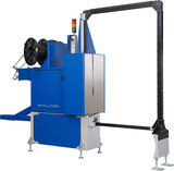 Evolution SoniXs MS-6 KR-ZV - Automatic Side-Seal Strapping Machine with Flap Frame, Strap Lance and Moveable Sealing Unit