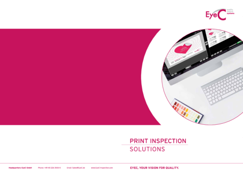 Corporate Brochure EyeC english