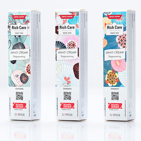 Full Color Inline Digital Printing for Consumer Goods Packaging
