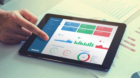 MultiPress Highlight: Dashboards und Berichte
