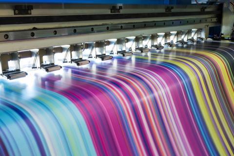Artistri® Inkjet Tinten für kommerzielle & Verpackungs- Anwendungen