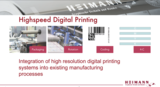 Highspeed Digital Printing