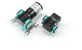 Double-Headed Liquid Pumps NFB 5 and NFB 25