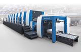 Druckmaschinen für Blechdruck
