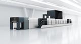VariJET 106 - Digitale Bogendruckmaschine im 3B-Format für den Faltschachteldruck