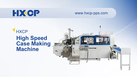 HX60 PLUS High Speed Case Making Machine sets the scale world-wide for flexibility and reliability in the case making production. Its unique and constantly optimized design makes the machine produce the book cases, files, posters, calendar and board game components at speeds of up to 60 cycles/min automatically. More information please visit: https://hxcp-pps.com/products_view.php?id=26 #hardcovercasemakingmachine #casemaker #postpress #print #notebook #hardcover #hardcovercase #rigidbox #roundcornercase #hardcoverbook #hardcoverbookbinding #hardcoverbinding #rigidboxmaking #giftbox #HXCP ----------------------------------------------------------------------------------------------- For more information, please contact us: ▶ WhatsApp / WeChat: 008618610551470 ▶ Business Email: hxcpchina@gmail.com ▶ Twitter: www.twitter.com/hxcpchina ▶ Instagram: www.instagram.com/hxcpchina ▶ Facebook: www.facebook.com/hxcpchina ▶ LinkedIn: www.linkedin.com/company/hxcpchina ▶ Website: www.hxcp-pps.com ▶ Alibaba: www.hxcpchina.en.alibaba.com