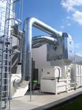 Separator air-lock