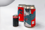 Mimaki printed battery and tin cans