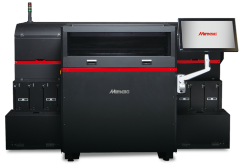 3DUJ-553: 3D-Drucker mit mehr als 10 Millionen Farben