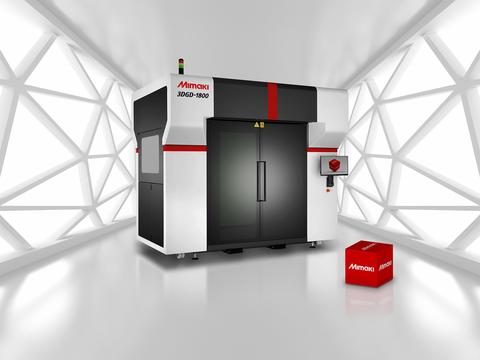 3D-Drucker Mimaki 3DGD-1800