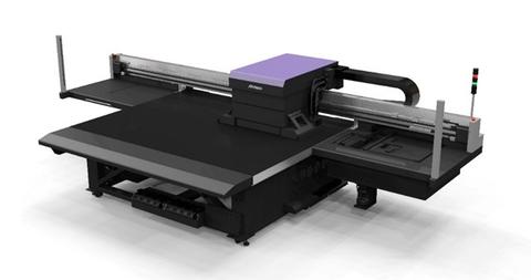 Mimaki erweitert sein Sortiment an LED-UV-Inkjet-Flachbettdruckern durch zwei schnelle Modelle mit großem Farbraum