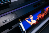 MIMAKI UCJV300 Close-Up View