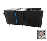 800 flat UV coater