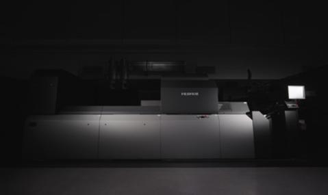 Die nächste Generation der Jet Press 750S kommt als Hochgeschwindigkeitsvariante