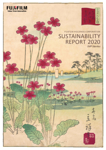 FUJIFILM Holdings, Sustainability Activity Report 2020