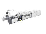Maschine zur Herstellung von Hochgeschwindigkeitskartons