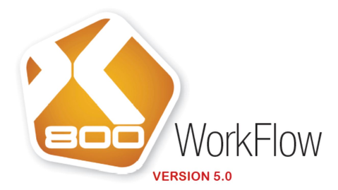 Xeikon X-800 digitales Frontend