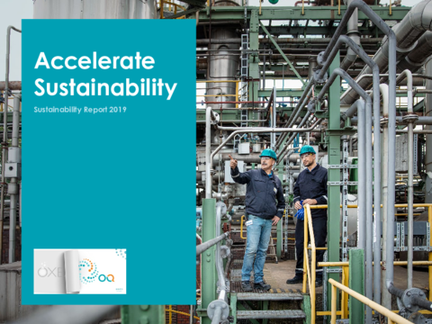 OQ Chemicals Sustainability Report