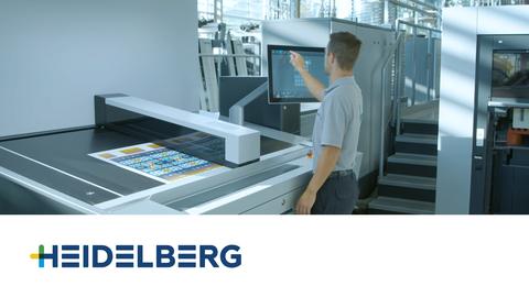 Heidelberg UX am Prinect Press Center Thumbnail