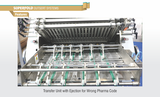 Pratham Superfold Outsert System Feature Transfer Unit