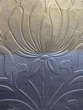 Paintable décor metal effects