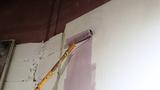 Paintable décor Step 1