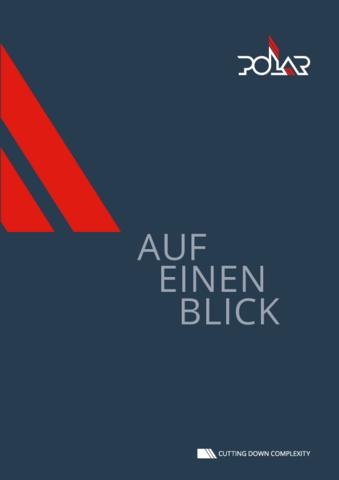 POLAR Auf einen Blick - Deutsch