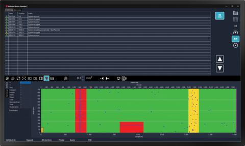 Defender Waste Manager UI Screen