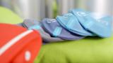 Garment labeling materials