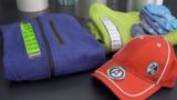 Materialien zur Kennzeichnung von Kleidungsstücken