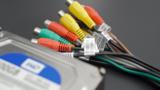 Elektrische Beschriftungsmaterialien