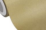 Premimum Glittering Gold Thermal Film