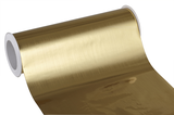 Premimum Brushed Gold 40Mic Thermal Film
