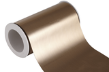 Premimum Brushed Copper 40Mic Thermal Film